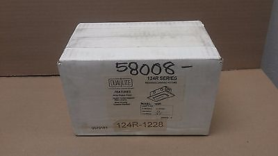 Dual Lite 124r Series 124r Recessed Lighting Fixture 124r-1228