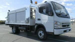 Mitsubishi Canter Service truck Maddington Gosnells Area Preview