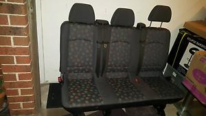 Mercedes Vito Rear Seats Tingha Guyra Area Preview