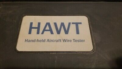 HAWT Hand-held Aircraft Wire Tester with TDR