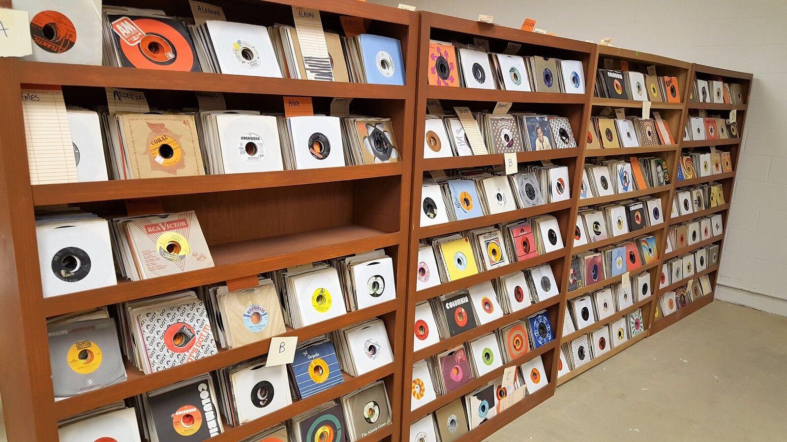 Melton Vinyl by Mike Hamila