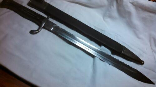 1915 M1898/05 Saw-Back Bayonet