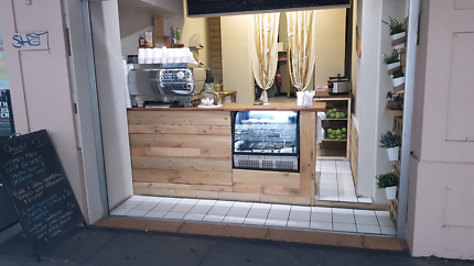 CBD cafe/takeaway shop
