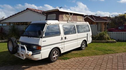 Mazda e2000 campervan Waikiki Rockingham Area Preview