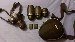 Nikon D5100 with Lenses Launceston Launceston Area Preview
