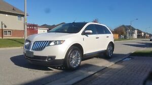 2012 Lincoln MKX awd loaded nav, leather