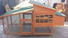 The J2 Premium Chicken Coop Clontarf Redcliffe Area Preview