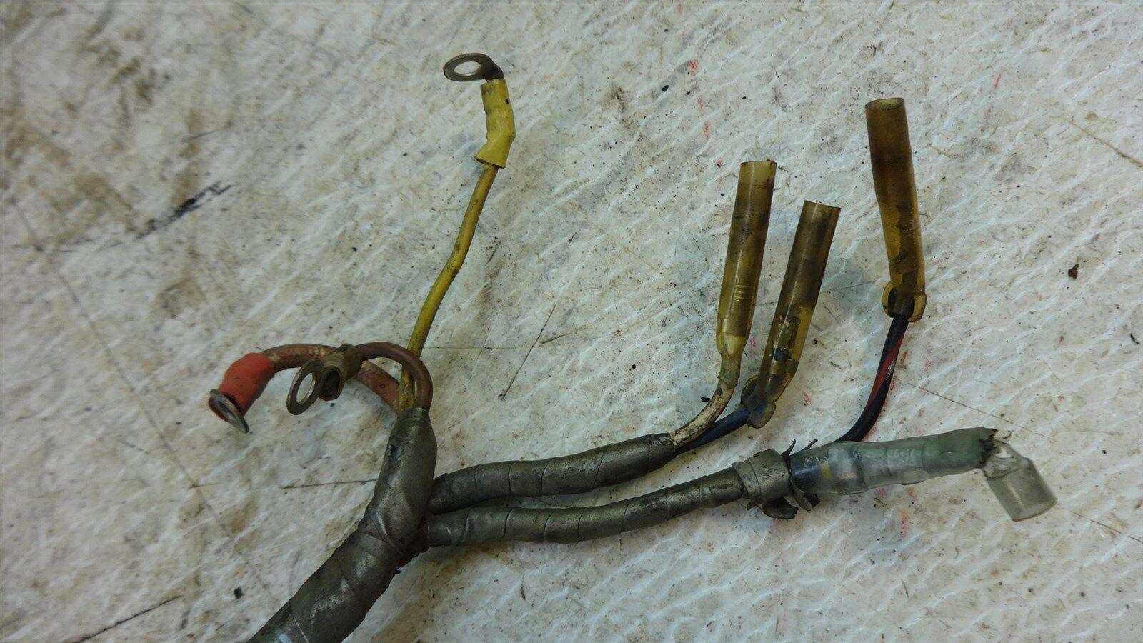 ... 1965 Honda CB160 CB 160 Baby Hawk H730-1' main wire wiring harness  C2YB934851