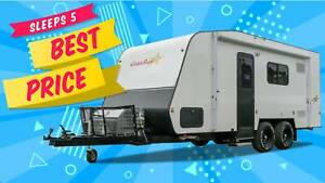 20FT Goldstar RV Transforma (Sleeps 5) - Finance from $156pw* Pimpama Gold Coast North Preview