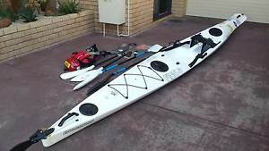 Endorfinn 5.2m ski and accessories Sorrento Joondalup Area Preview