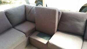 Couch L shape corner couch
