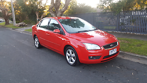 Ford focus 2006 sedan manual lx ls registered Frankston South Frankston Area Preview