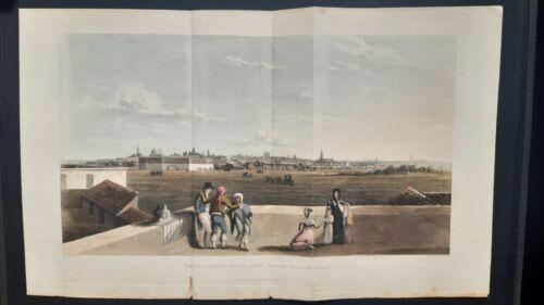 Argentina Emeric Essex Vidal, 1820 Buenos Ayres, Buenos Aires. Plaza de toro