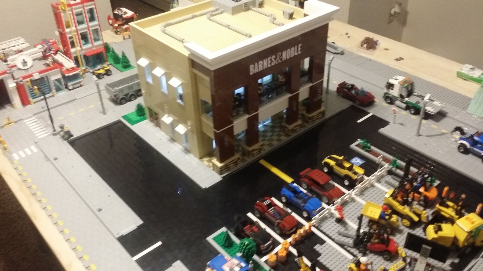 Lego Custom Mocs and Bricks