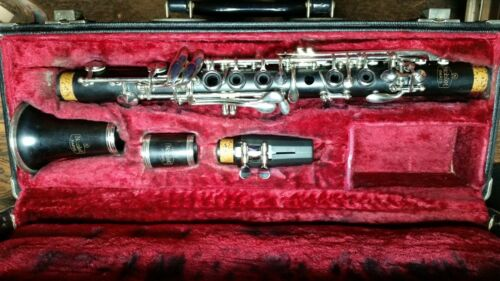 Noblet eb Clarinet in excellent playing condition