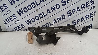 FORD FIESTA WINDSCREEN WIPER MECHANSIM AND MOTOR 2S6T 17B671 1.4 TDCI 2003