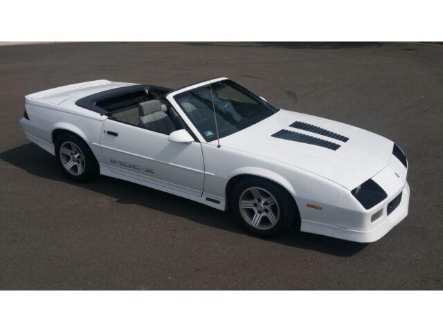 Imagen 1 de Chevrolet Camaro white