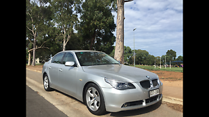 2005 BMW 5 Sedan Magill Campbelltown Area Preview
