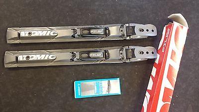 Atomic SNS Pilot Race Skate Nordic Ski Binding New Salomon