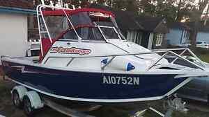 Starer 589 ocean ranger 140HP Suzuki Busby Liverpool Area Preview