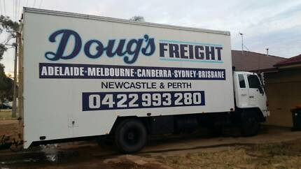 DOUGS FREIGHT Sydney City Inner Sydney Preview