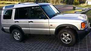 2000 Land Rover Discovery Wagon LT East Maitland Maitland Area Preview
