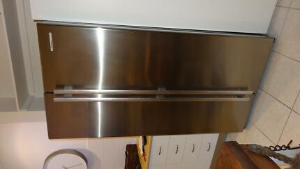 Westinghouse WSE6100SA  Stainless Steel Split Door Fridge/Freezer North Narrabeen Pittwater Area Preview