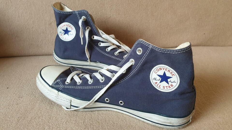 converse chucks gr??e 45 jeans ebay kleinanzeigen
