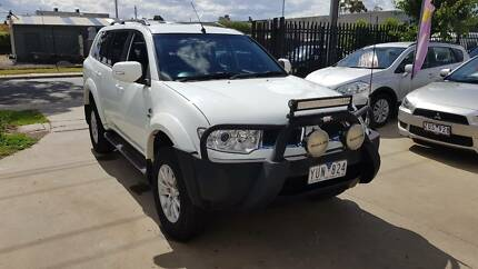 2012 Mitsubishi Challenger LS SUV AUTO TURBO DIESEL 4X4 Williamstown North Hobsons Bay Area Preview