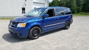 DODGE GRAND CARAVAN SXT 2010+DVD+HDD+CAMERA+A/C+GARANTIE 24MOIS+