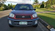 2001 Toyota RAV4 Wagon Woombye Maroochydore Area Preview