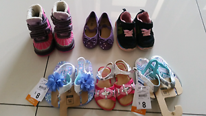 Cute toddler size 6 shoes.. 3 pairs new Bairnsdale East Gippsland Preview