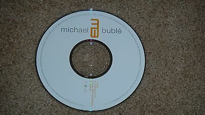 Michael Buble   Fever   4 Track Promo Cd  W  Live  Today Show Superbowl Queen
