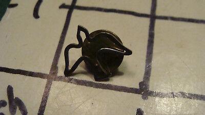 Vintage Original -- bird outline pin, v cool, unmarked -- probably DOVE