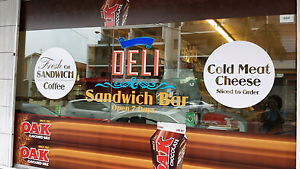 Deli Sandwich Business Matraville Eastern Suburbs Preview