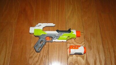 Nerf N Strike Modulus Ionfire Blaster Gun w/ Barrel Extension