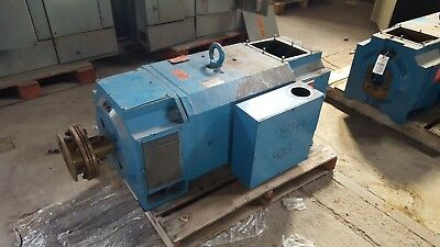 150 Hp Dc Reliance Electric Motor 650 Rpm Mc4013atz Frame Dpfv 500 V