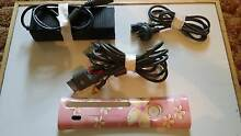 XBOX 360 POWER, AV AND FACE PLATE. Loganlea Logan Area Preview