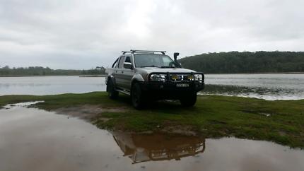 Nissan Navara d22 2011