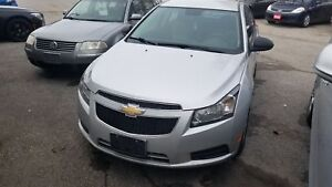 2014 Chevrolet Cruze 1LS, 6spd auto, power everything, mint!