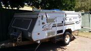 Jayco Outback Hawk Caravan Kardinya Melville Area Preview