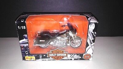 Maisto 1997 Harley-Davidson FLHT Electra Glide Standard 1:18 Scale MINT for sale  Mount Joy