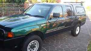 Ford Courier 4x4 Liverpool Liverpool Area Preview