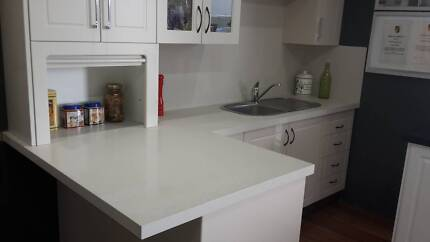 Offers Accepted New Engineered Stone Kitchen Bench Top