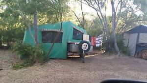 Cav2001 Cavalier off road Camper Traalier Off Road Camper Trailer Hillarys Joondalup Area Preview