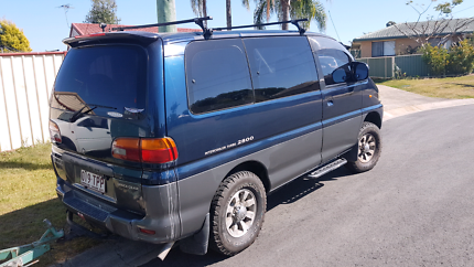 1994 mitsubishi turbo diesel Delica (as is)