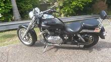 2004 Triumph America perfect original condition Berserker Rockhampton City Preview