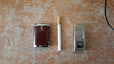 Vintage Cigarette Lighters spares or repair