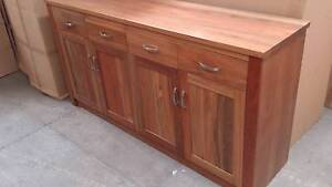Solid QLD spotted gum Buffet for sale Dandenong South Greater Dandenong Preview