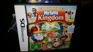 MY SIMS KINGDOM nintendo DS Green Valley Liverpool Area Preview